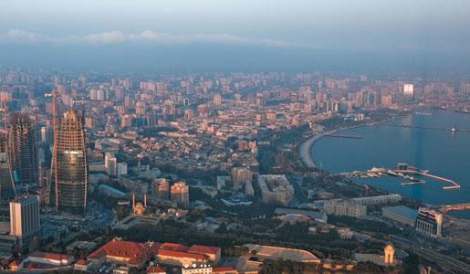 Азербайджан: экзотика рядом!